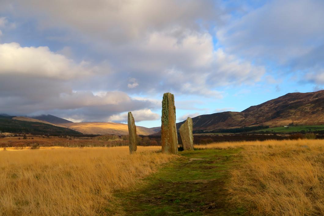 arran stone circles