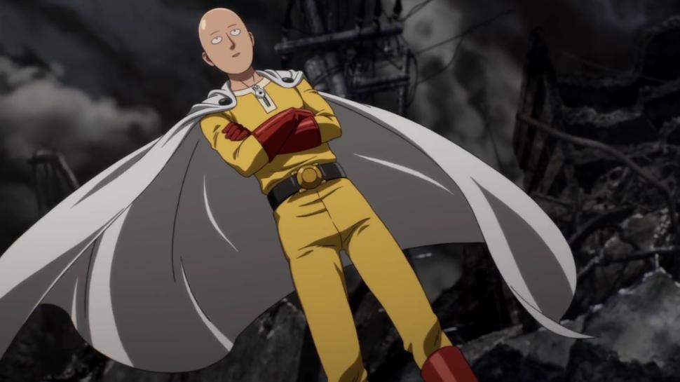 Kata Kata Mutiara Anime One Punch Man Terbaik Dan Pilihan Kata Kata Mutiara Lintang Empat Lawang