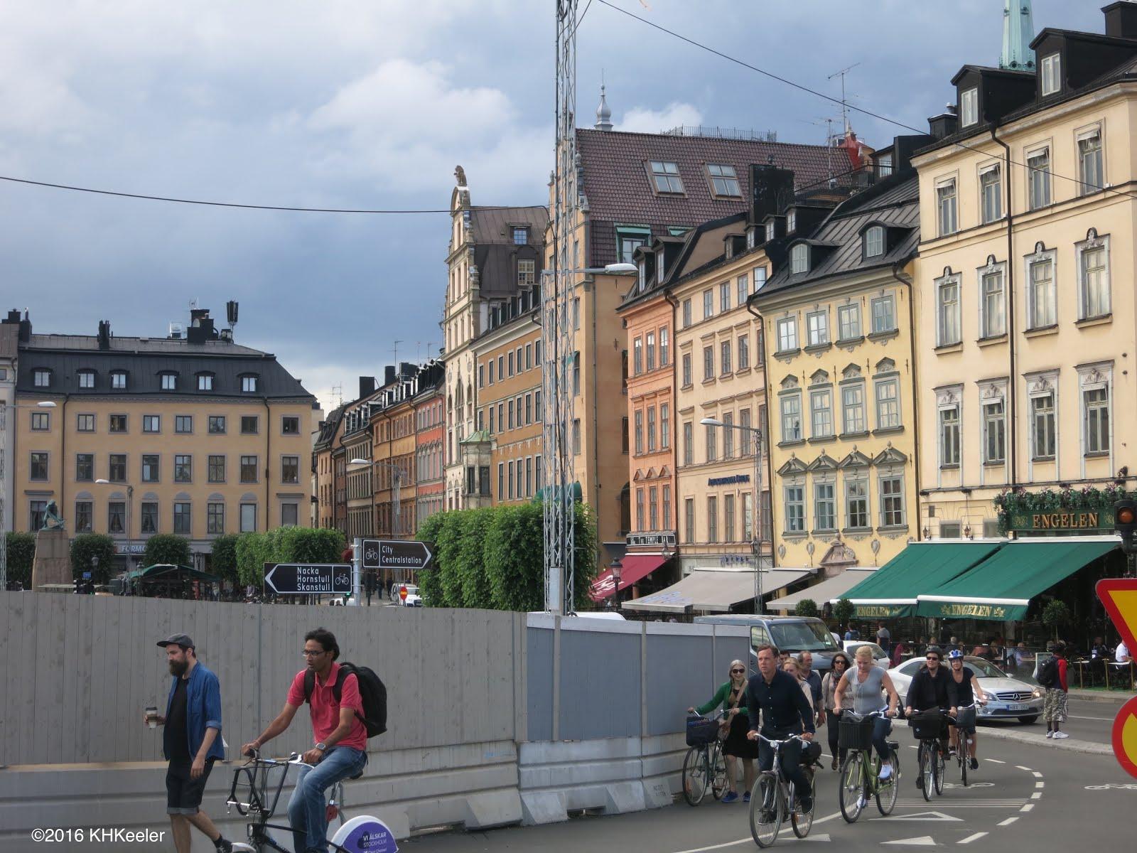 Dejtförslag stockholm