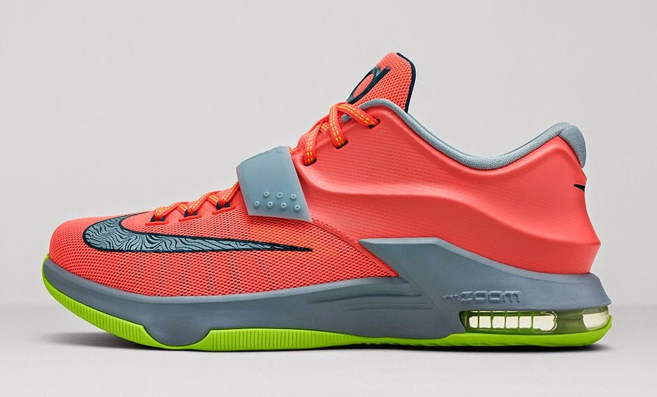 """quality design 94eb3 193a1 """"For the KD7, I really wanted a shoe that allowed me to move quickly, while  having great support and stability. I also wanted to bring back the strap."""""""