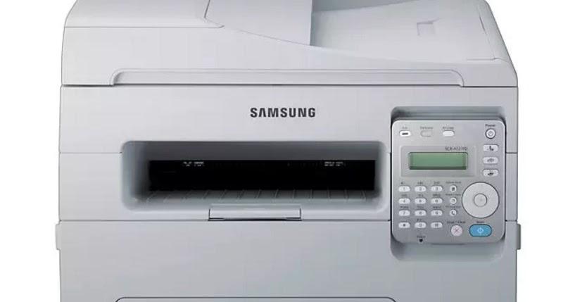 Samsung SCX 4727fd драйвер
