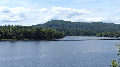 Mt Tom Range, above the Connecticut River