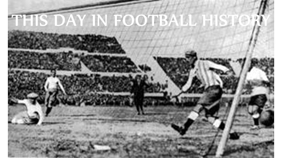 This Day In Football History