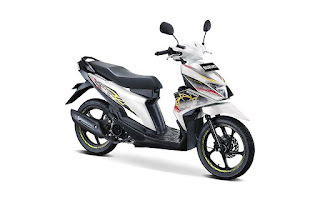 Suzuki Nex II Brilliant White