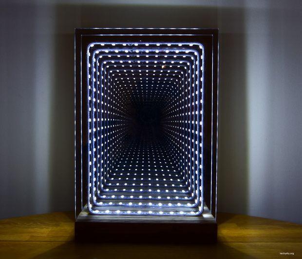 北市重慶創客基地 主題一:光的反射與折射 實驗二:無限鏡