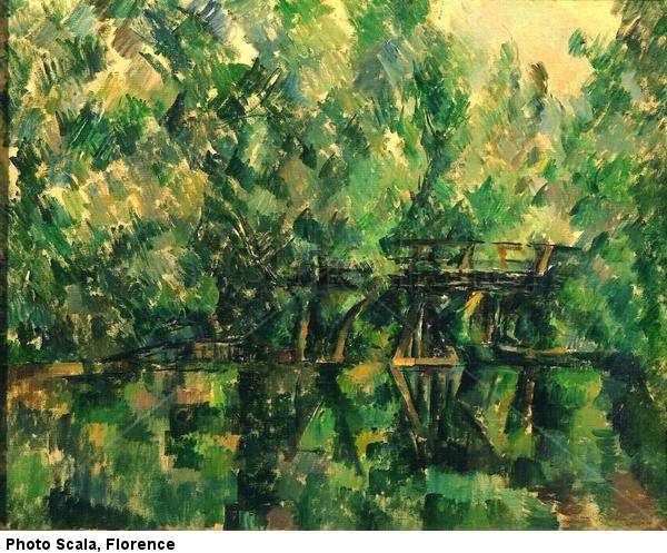 Pinturas impresionistas modernistas y neoimpresionistas for Pintura para estanques