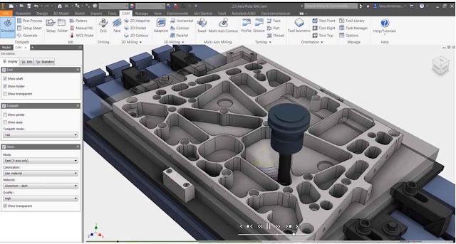 Autodesk HSMWorks 2019.1 R2