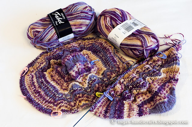 MM Sokisalakas 2016 Secret Knitting Socks