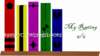 tammycookblogsbooks 5/5 book rating