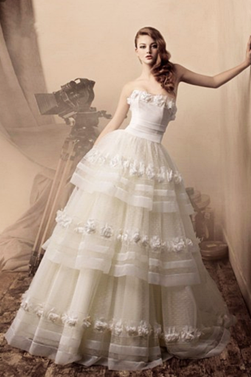 5 Popular Fashions of Wedding Dresses