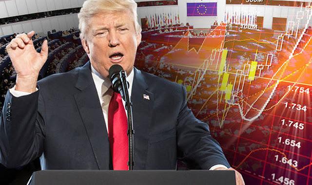 Ευρώπη – ΗΠΑ: Είμαστε σε πόλεμο κι' όποιος αντέξει!