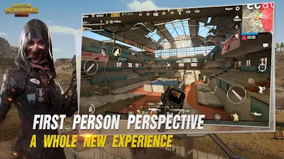PUBG Mobile New Update Added New FPS Mode and Emotes System