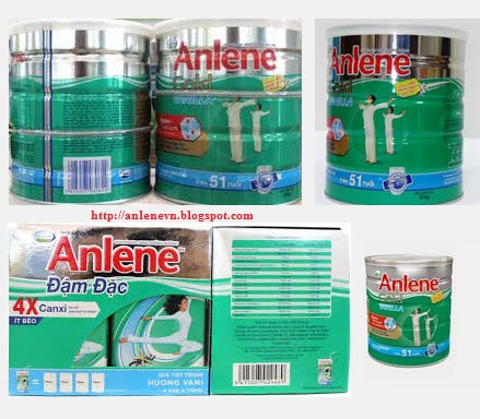 Dairy calcium for adults aged fat calcium Anlene Vietnam | Search Box