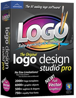 Summitsoft Logo Design Studio Pro Vector Edition 1.7.3 poster box cover