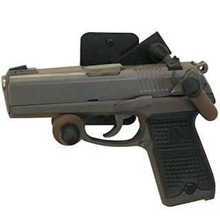 Handgun Wall Mount Display Holder