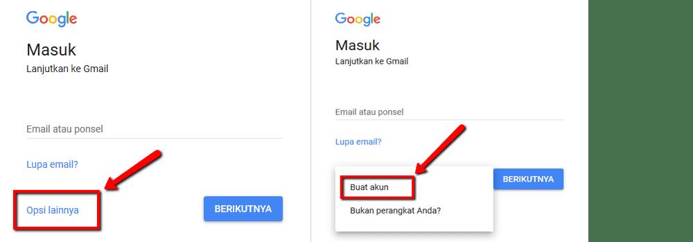 Cara Membuat Email Gmail Tutorial Bergambar Lengkap Pakar Tutorial