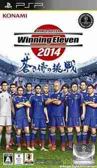 World Soccer Winning Eleven 2014 %255BMULTI2%255D%255BPATCH TODOS CFW%255D%255Bbixu%255D %2528Poster%2529 - World Soccer Winning Eleven 2014 For Playstation Portable