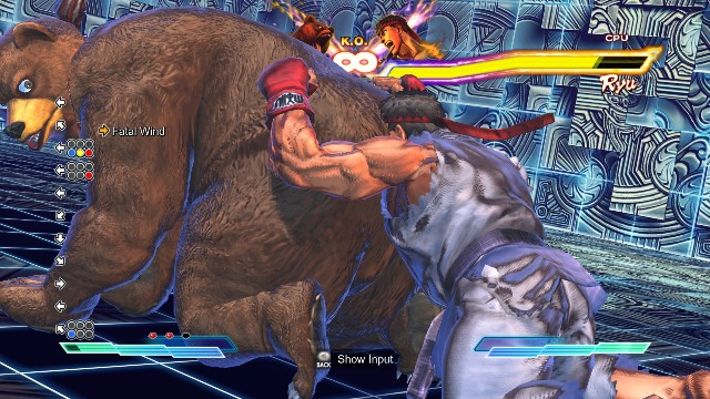 Download Street Fighter X Tekken PC Games Gameplay