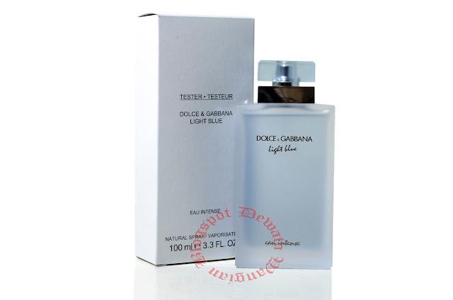 406009261aa2 Dolce   Gabbana Light Blue Eau Intense Tester Perfume - fragrance