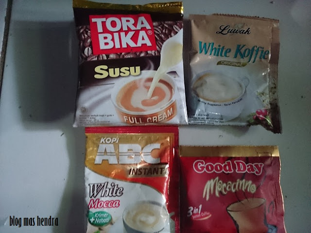 Kopi Sachetan - Blog Mas Hendra
