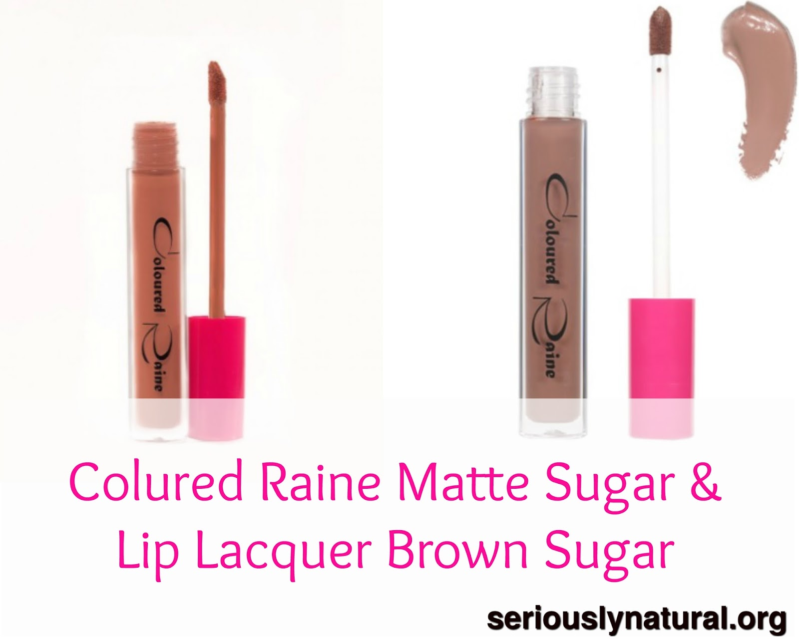 Click here to buy Lip Lacquer - Brown Sugar, a great color to rock as your nude lippie this fall