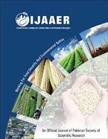 IJAAER-International Journal of Agricultural and Environmental Research