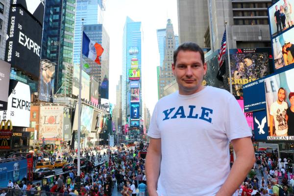 Ein Ausflug nach Washington D.C.und noch ein paar Tage in New York | Times Square