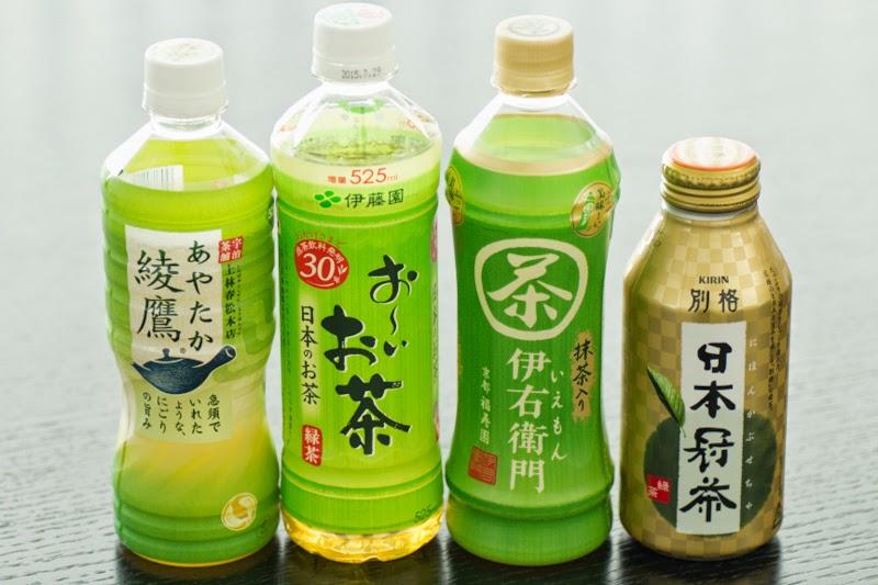 Tales Of Japanese Tea Is Premium Bottled Tea Really Premium