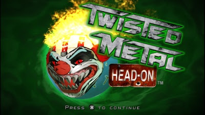 Twisted Metal Head On APK+ISO _v[USA.iso] + PPSSPP Offline