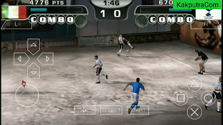 Cara Download FIFA Street 4 PPSSPP Android Offline 70MB Best Graphics