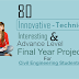 80 Final Year Project Ideas for Civil Engineering Students [UPDATED 2018]