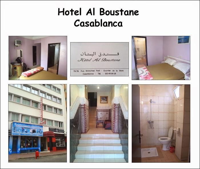 Hôtel Al Boustane - Casablanca