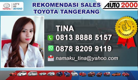 Rekomendasi Sales Toyota Serpong Tangerang
