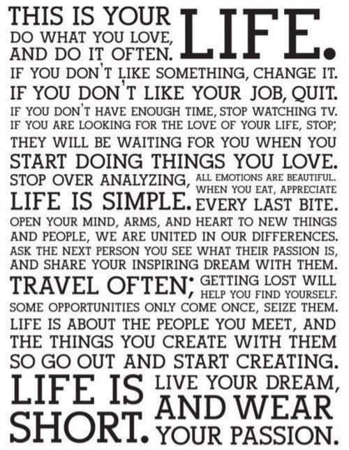 Hayatında Herşey Ters Gitmeye Başladığında Bu Manifestoyu Okuma Zamanın Gelmiştir.
