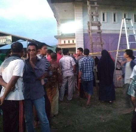 Jihar News, Sadis, Ayah Di Aceh Utara Habisi Nyawa Istri dan Anak Tirinya