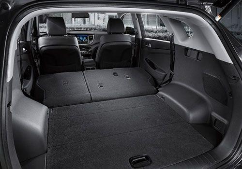 Hyundai Tucson XG Terbaru dengan Bagasi Robot.