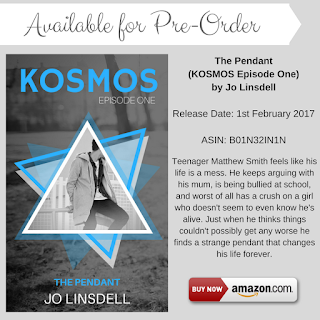 The Pendant (KOSMOS Episode 1) Available for Pre-Order