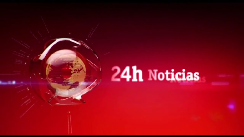 The Branding Source: New look: Canal 24 Horas