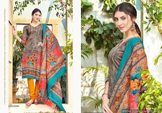 Wholesale Cotton dress Material Sweety Jasmine Summer wear