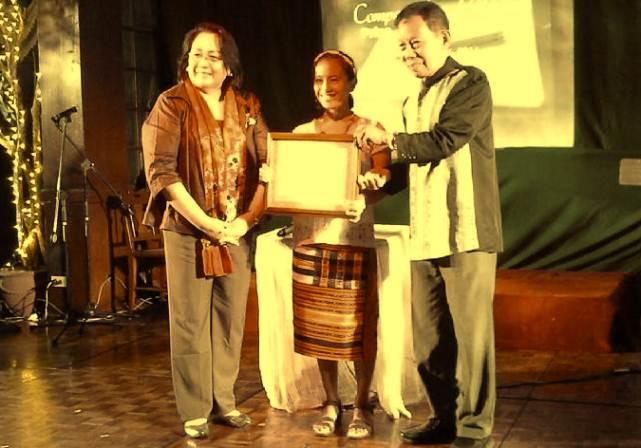 kankana ey poems Novel in rinconada-bicol wins writer's prize 0  domogo gaongen, for poetry in kankana-ey and ritchie pagunsan, for drama in kinariray-a.