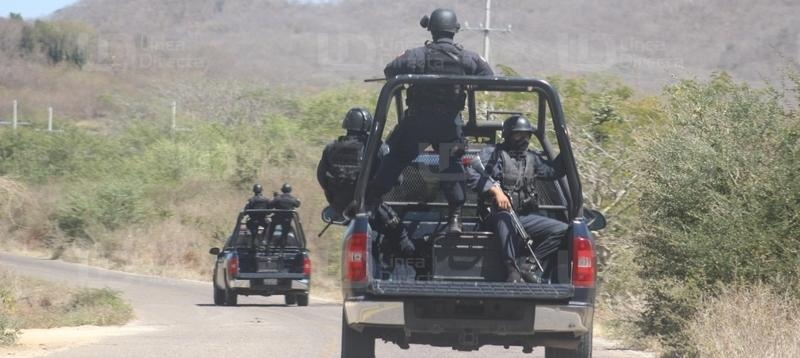 CONFIRMADO 5 muertos tras enfrentamiento en Escuinapa