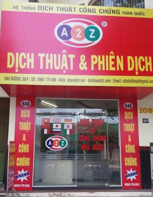 Dịch thuật huyện Tuy Phong - Bình Thuận chẳng hề lo âu về rào cả ngôn ngữ nữa