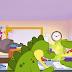 Chasse spy kids Qui est le crocodile farceur?