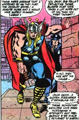 Thor 409 Ron Frenz