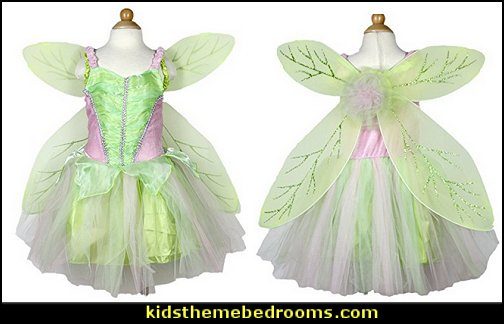 Fairy Costume Wing Set Party Dress