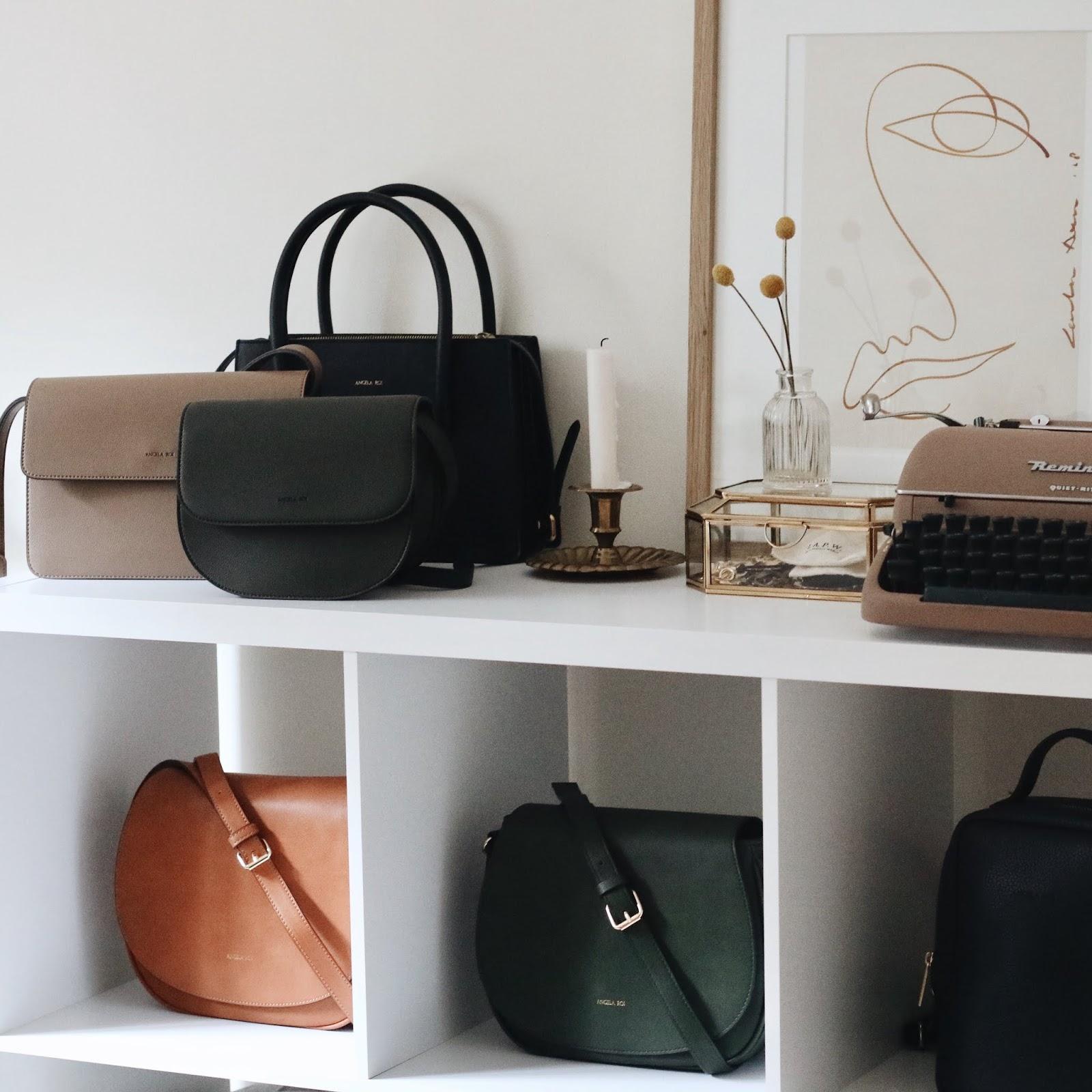 0b2048110229 Boxwalla is Now Stocking Angela Roi Luxury Vegan Handbags   Wallets!