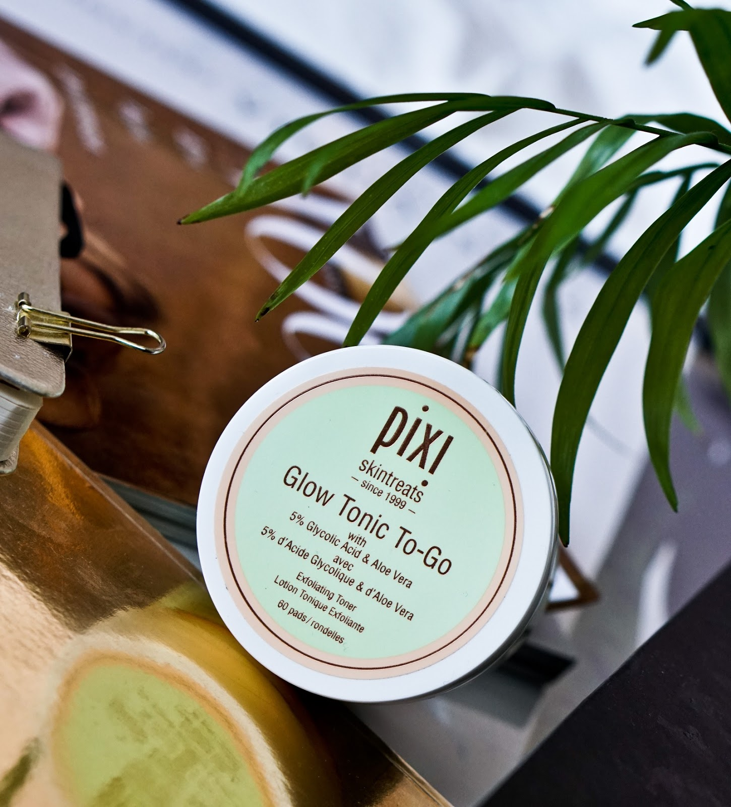 GLOW TONIC TO-GO/PIXI