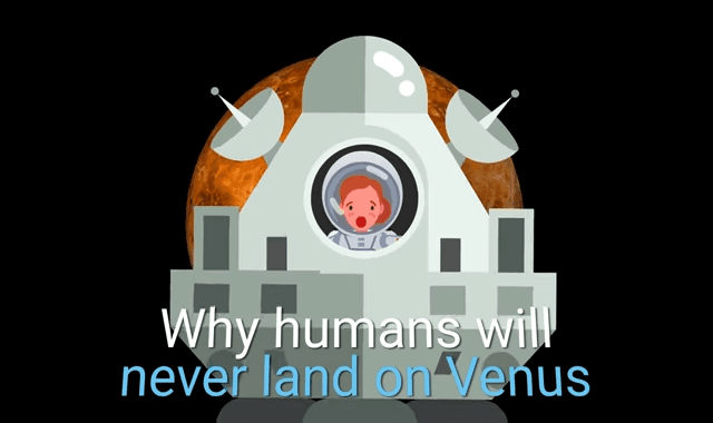 Why NASA won't send humans to Venus