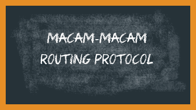 Macam-Macam Routing Protokol