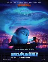 Pelicula Un amigo abominable (2019)